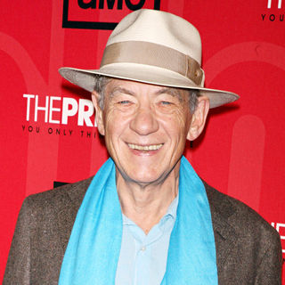 Ian McKellen in Screening of 'The Prisoner'