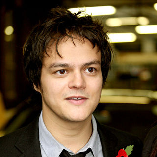 Jamie Cullum in Jamie Cullum Outside The 'This Morning' Studios
