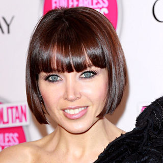 Dannii Minogue in The Cosmopolitan Ultimate Women of the Year awards 2009