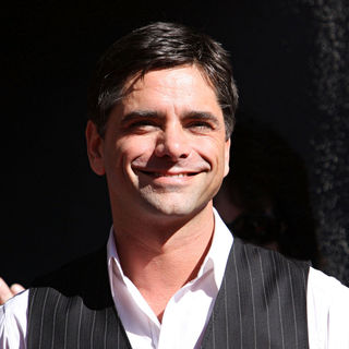 John Stamos in John Stamos is Honoured with The 2,393rd Star on The Hollywood Walk Of Fame