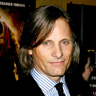 Viggo Mortensen in New York Premiere of 'The Road'