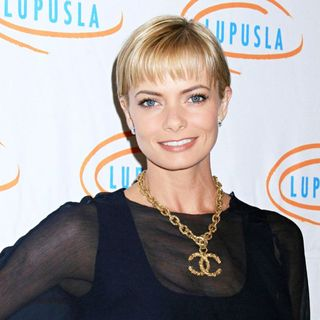 Jaime Pressly in 7th Annual Lupus LA Bag Ladies Luncheon