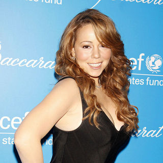Mariah Carey in The 2009 Unicef Snowflake Ball - Arrivals