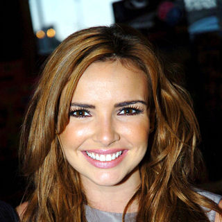 Nadine Coyle in Christmas Charity Lunch for Northern Ireland Children's Hospice - wenn5400796