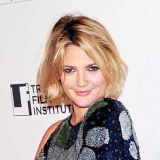 Drew Barrymore in The Tribeca Film Institute Benefit Screening of 'Everybody's Fine'