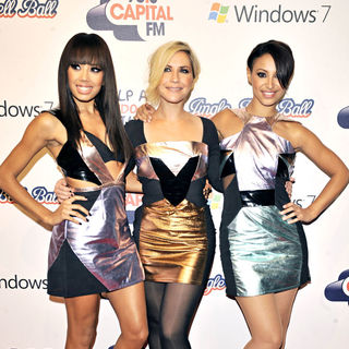 Sugababes in The Jingle Bell Ball