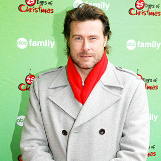 Dean McDermott in ABC Family's Elf Party in support of movie 'Santa Baby 2: Christmas Maybe' & 25 Days of Christmas