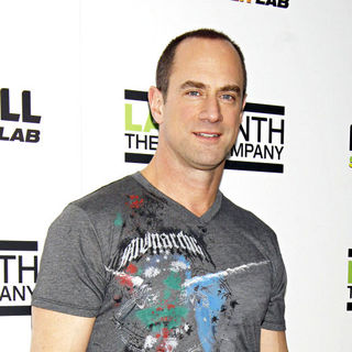Christopher Meloni in LAByrinth Theater Company's 6th Annual Gala Benefit