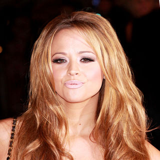 Kimberley Walsh, Girls Aloud in World Premiere of St Trinian's 2: The Legend Of Fritton's Gold