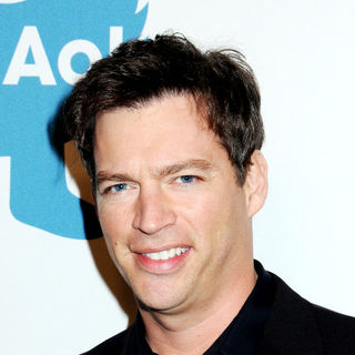 Harry Connick Jr. in AOL kickoff party to celebrate AOL becoming an independent company