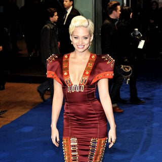 Kimberly Wyatt, The Pussycat Dolls in Avatar - UK film premiere