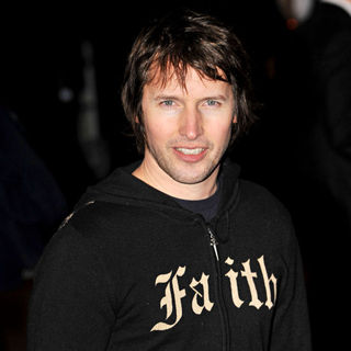 James Blunt in Avatar - UK Film Premiere