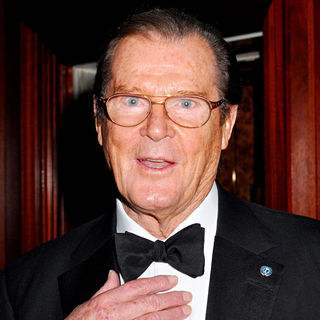 Roger Moore in A Casino Night in Aid of UNICEF