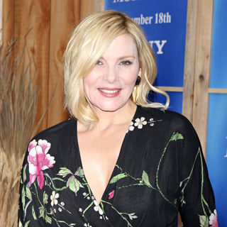Kim Cattrall in The NY premiere of 'Did You Hear About the Morgans?'