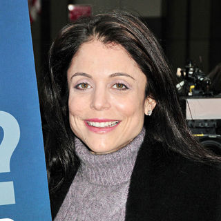 Bethenny Frankel in Bethenny Frankel Unveils Her PETA 'Fur? I'd Rather Go Naked' Billboard