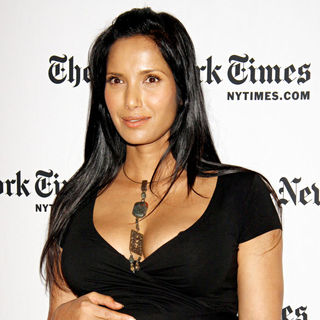 Padma Lakshmi in 'Top Chef' interview, day two of the New York Times Arts and Leisure Weekend