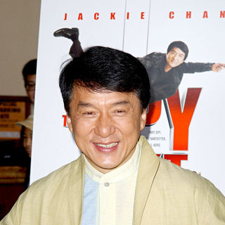 Jackie Chan in World Premiere of 'The Spy Next Door' - Arrivals