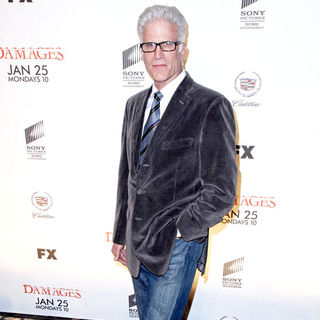 Ted Danson in Season 3 Premiere of 'Damages'