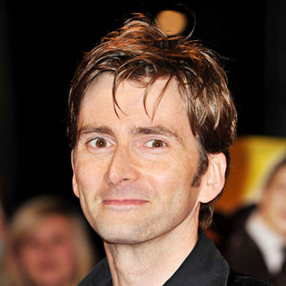 David Tennant in National Television Awards