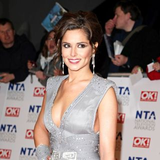 Cheryl Cole, Girls Aloud in The National TV Awards 2010 (NTA's)