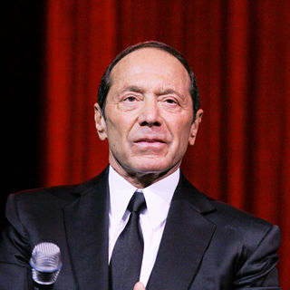 Paul Anka performing live in concert