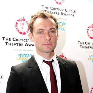 Jude Law in 21st Annual Critics' Circle Theatre Awards