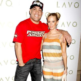 Tito Ortiz, Jenna Jameson in Tito Ortiz celebrates his birthday