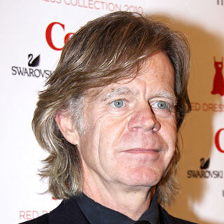 William H. Macy in Mercedes-Benz IMG New York Fashion Week Fall 2010 - The Heart Truth's Red Dress Collection 2010