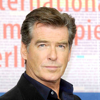 Pierce Brosnan in The 'Ghost Writer' Photocall during day two of the 60th Berlin International Film Festival