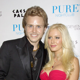 Heidi Montag and Spencer Pratt Host Pure Nightclub on Valentine's Day Weekend - wenn5429991
