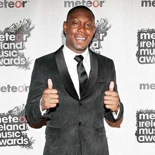Dizzee Rascal - Meteor Ireland Music Awards - Arrivals
