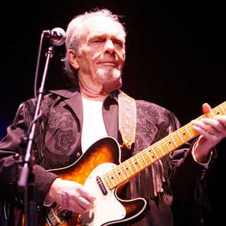 Merle Haggard Performs Live in Concert at The Rosemont Theatre