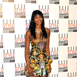 Naomi Campbell - The ELLE Style Awards 2010 - Arrivals