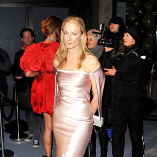 Joely Richardson in London Fashion Week Autumn/Winter 2010 - Love Ball London party