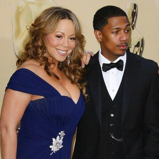 Mariah Carey, Nick Cannon in The 82nd Annual Academy Awards (Oscars) - Arrivals