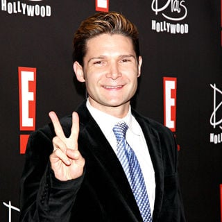 Corey Feldman in E! Oscar Viewing and After Party