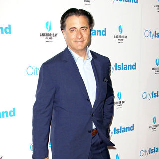 Andy Garcia in The LA movie premiere of 'City Island'
