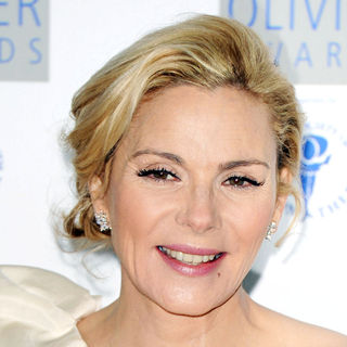 Kim Cattrall - The Laurence Olivier Awards