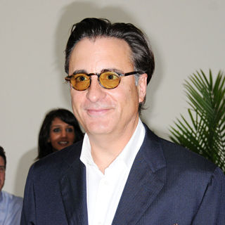 Andy Garcia in Cocktail Reception for 'City Island'