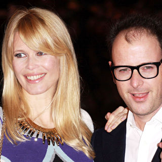 Claudia Schiffer, Matthew Vaughn in 'Kick-Ass' UK Film Premiere - Arrivals