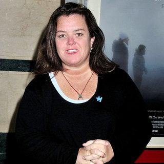 Rosie O'Donnell in HBO Documentary Screening of 'A Mother's Courage' - Arrivals
