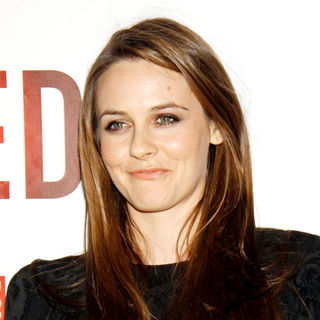 Alicia Silverstone in Opening Night of the Broadway play 'Red'