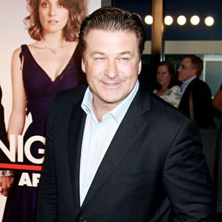 Alec Baldwin in NYC Premiere of 'Date Night'