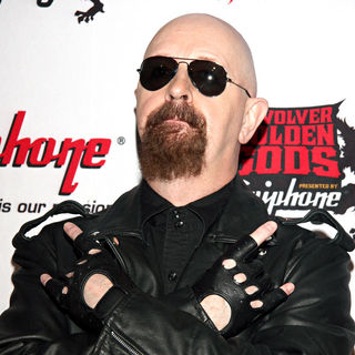 Judas Priest in Revolver Golden Gods Awards - wenn5457492