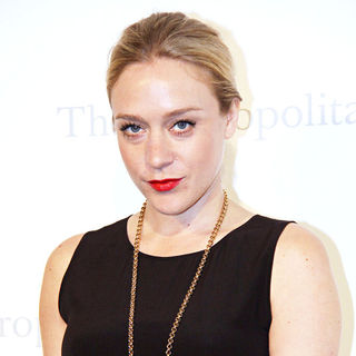 Chloe Sevigny in Yves Saint Laurent Sponsors The Metropolitan Opera's Premiere of Armida