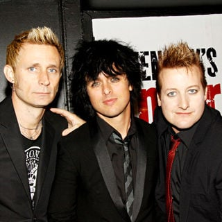 Green Day in Opening Night of the Broadway Musical 'Green Day's American Idiot'