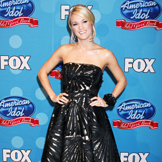Carrie Underwood - 'Idol Gives Back' - Press Room
