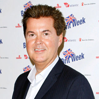 Simon Fuller in BritWeek 2010 Charity Event