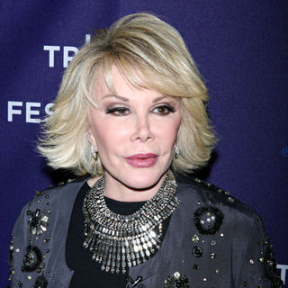 Joan Rivers in Tribecca Film Festival Premiere of 'Joan Rivers: A Piece of Work'