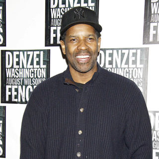 Denzel Washington in The Broadway Opening Night Afterparty for 'Fences'